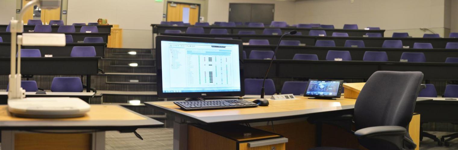 Fully managed enterprise audiovisual for education
